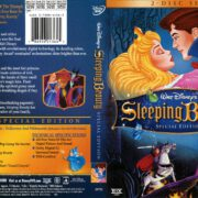 Sleeping Beauty (1959) R1 DVD Cover