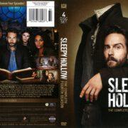Sleepy Hollow Season 4 (2017) R1 DVD Cover