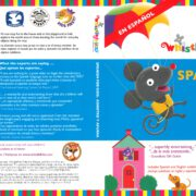 Spanish for Kids: Adentro y Afuera (2009) R1 DVD Cover