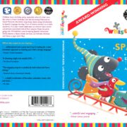 Spanish for Kids: Las Estaciones (2011) R1 DVD Cover