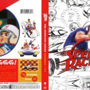 Speed Racer (1967) R1 DVD Cover