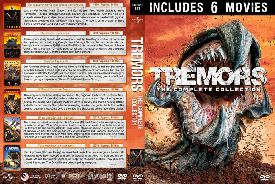 Tremors Serie Deutsch