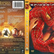 Spider-Man 2 (2004) R1 DVD Cover