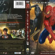 Spider-Man 3 (2007) R1 DVD Cover