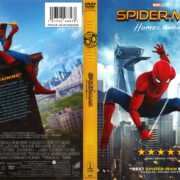 Spider-Man Homecoming (2017) R1 DVD Cover