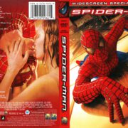 Spider-Man (2002) R1 DVD Cover