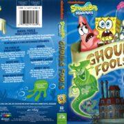 Spongebob Squarepants Ghouls Fools (2012) R1 DVD Cover