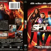Spy Kids: All The Time in the World (2011) R1 DVD Cover