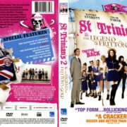 St. Trinian's 2: The Legend of Fritton's Gold (2011) R1 DVD Cover