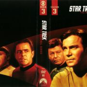 Star Trek The Original Series Season 3 (1968) R1 DVD Covers