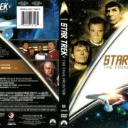 Star Trek V: The Final Frontier (1989) R1 DVD Cover
