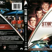 Star Trek VI: The Undiscovered Country (1991) R1 DVD Cover