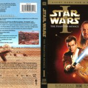 Star Wars Episode I: The Phantom Menace (2001) R1 DVD Cover