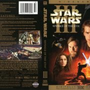 Star Wars Episode III: Revenge of the Sith (2005) R1 DVD Cover
