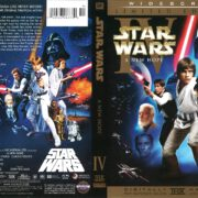 Star Wars Episode IV: A New Hope (1977) R1 DVD Cover
