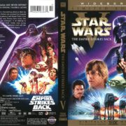 Star Wars Episode V: The Empire Strikes Back (1980) R1 DVD Cover