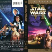 Star Wars Episode VI: Return of the Jedi (1983) R1 DVD Cover