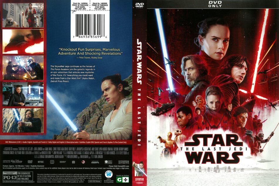 Star Wars 8 Dvd