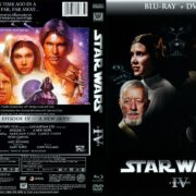 Star Wars Episode IV: A New Hope (1977) R1 Custom DVD Cover