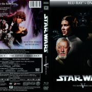 Star Wars Episode V: The Empire Strikes Back (1977) R1 Custom DVD Cover