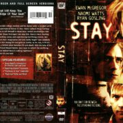 Stay (2006) R1 DVD Cover
