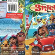 Stitch! The Movie (2003) R1 DVD Cover