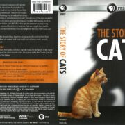 The Story of Cats (2016) R1 DVD Cover