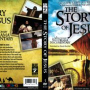 The Story of Jesus (2011) R1 DVD Cover