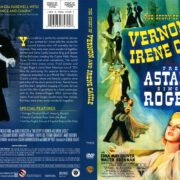The Story of Vernon and Irene Casile (1939) R1 DVD Cover