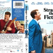 Stranger Than Fiction (2007) R1 DVD Covers