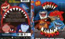 Street Sharks The Complete Series (1994-1996) R1 DVD Cover