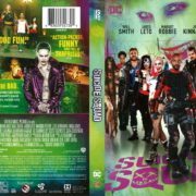 Suicide Squad (2016) R1 DVD Cover