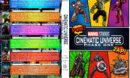Marvel Studios Cinematic Universe - Phase One (2008-2012) R1 Custom DVD Cover
