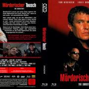 Mörderischer Tausch – The Substitute (Custom Mediabook) (1996) R2 German Blu-Ray Covers & Label