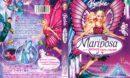 Barbie Mariposa (2008) R1 DVD Cover
