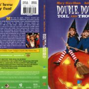 Double, Double, Toil and Trouble (2003) R1 DVD Cover