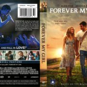 Forever My Girl (2017) R1 DVD Cover