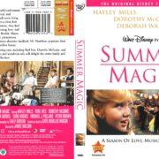 Summer Magic (2005) R1 DVD Cover