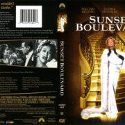Sunset Boulevard (1950) R1 DVD Cover