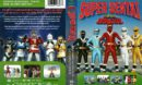 Super Sentai Kakuranger The Complete Series (1992) R1 DVD Covers