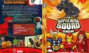 SuperHero Squad Show Season 2 Volume 3: The Infinity Gauntlet (2012) R1 DVD Cover