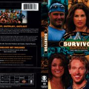 Survivor: Guatemala (2012) R1 DVD Covers