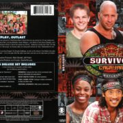 Survivor: Cagayan (2016) R1 DVD Covers