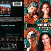 Survivor: One World (2016) R1 DVD Covers