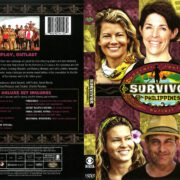 Survivor: Philippines (2016) R1 DVD Cover