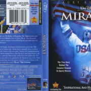 Miracle (2009) R1 Blu-Ray Cover & Label