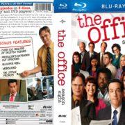 The Office Season 8 (2012) R1 DVD Cover