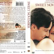 Sweet November (2001) R1 DVD Cover