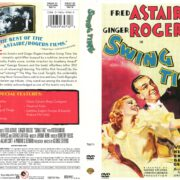 Swing Time (1936) R1 DVD Cover