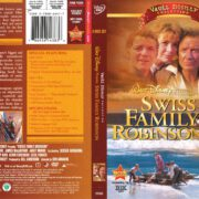 Swiss Family Robinson (1960) R1 DVD Cover